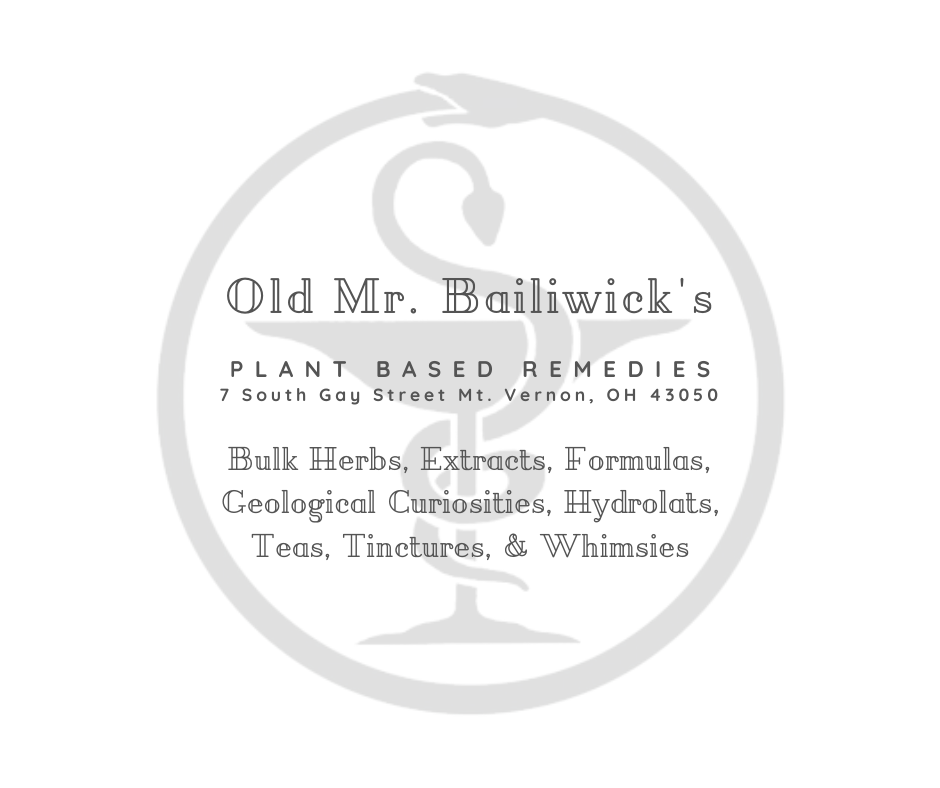 Old Mr. Bailiwick