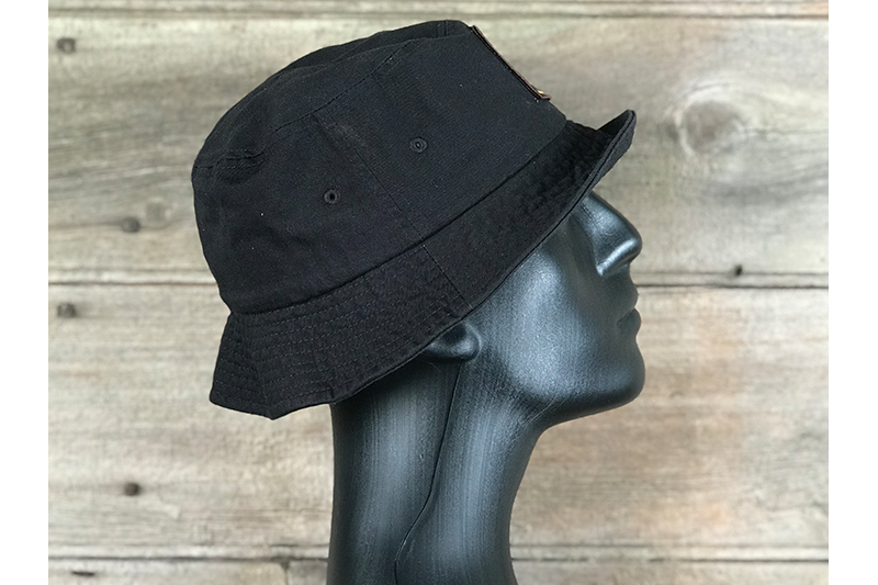 Bucket - Black - Side