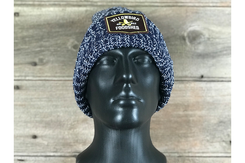 Chunky - Navy - Front