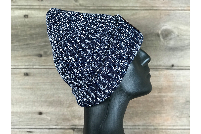 Chunky - Navy - Side