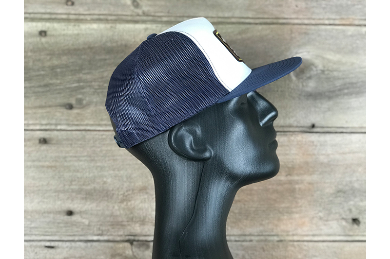 Trucker - Navy - Side